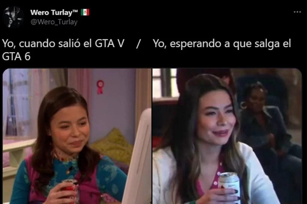 Take-two E3 2021 meme gta 6