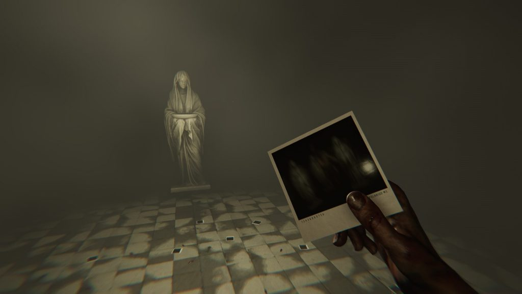 Madison game terror silent hill