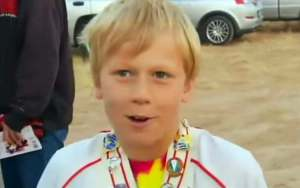 Niño de 9 años es el piloto de globo aerostatico