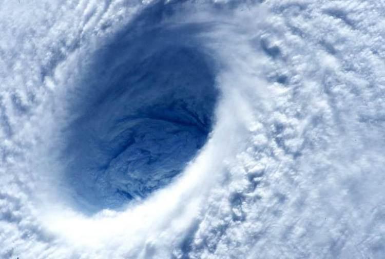 Vea la intensidad del huracán por categorías