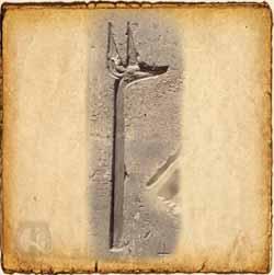 Cetro Uas - Símbolo egipcio