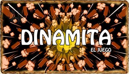 Juegos de Mesa - Dinamita