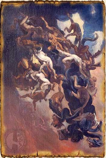 Relatos de Fantasía - Babel por Simón Bellido