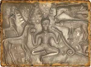 Mitología Celta - Cernunnos señor de las bestias