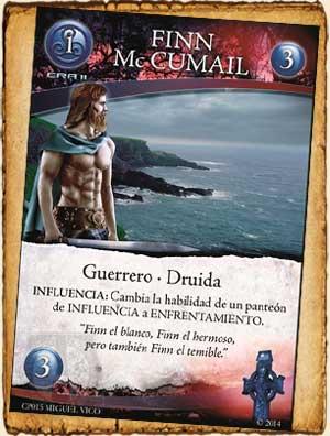 Mitología Celta - Finn Mc Cumail