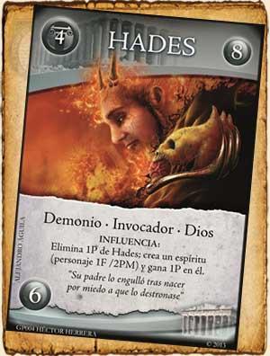 Hades - Guerra de Mitos