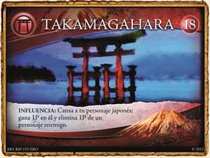 Panteón Takamagahara en Guerra de Mitos