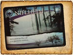 Niflheim en Guerra de Mitos