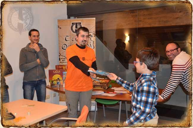 Juegos de Mesa - Torneo Catan en Puigcerdà 2015