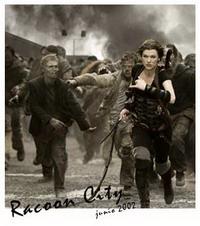 Racoon City atacada por Zombies en Resident Evil