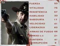 The Walking Dead - Rick