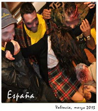 Survival Zombie en Valencia 2013