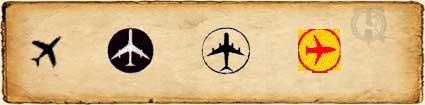 Signos Cartográficos Aeropuertos