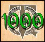 Logo 1000 visitas Tierra Quebrada
