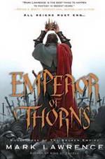 Emperor of Thorns de mark Lawrence - Premio Reddit Fantasy Stabby 2013
