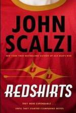 Redshirts de John Scalzi - Premio Hugo fantasía 2013