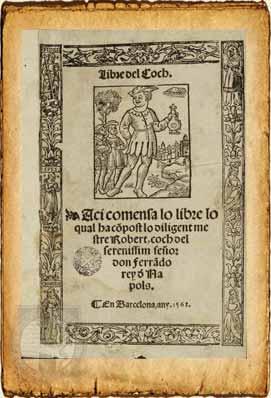 Llibre de Coch
