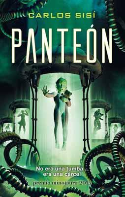 Carátula Libro Panteón