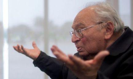 El teólogo peruano Gustavo Gutierrez