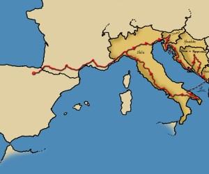 Mapa vacaciones agosto 2012
