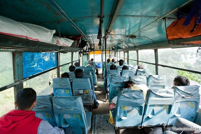 bus a rishikesh