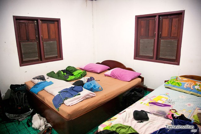 Lista de Guesthouse en Laos