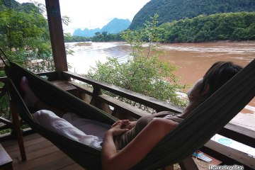 Lista de Guesthouses en Laos