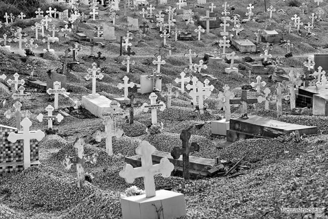 cementerio joal fadiouth senegal
