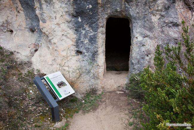 cueva de la doctora las gobas treviño