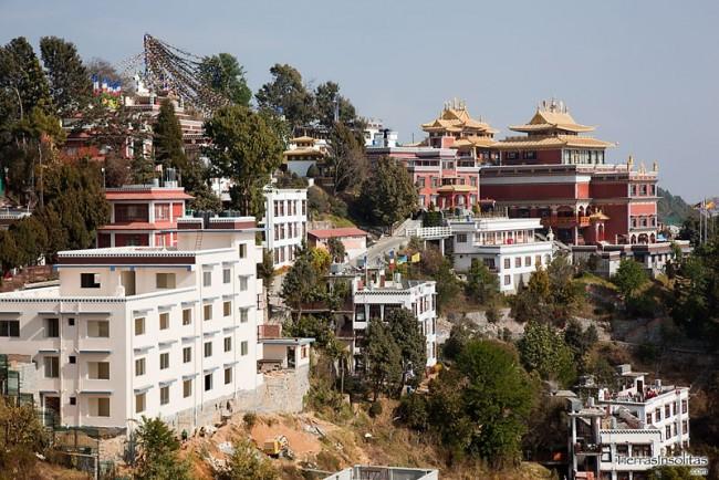 monasterios namo buddha