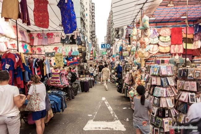 temple street