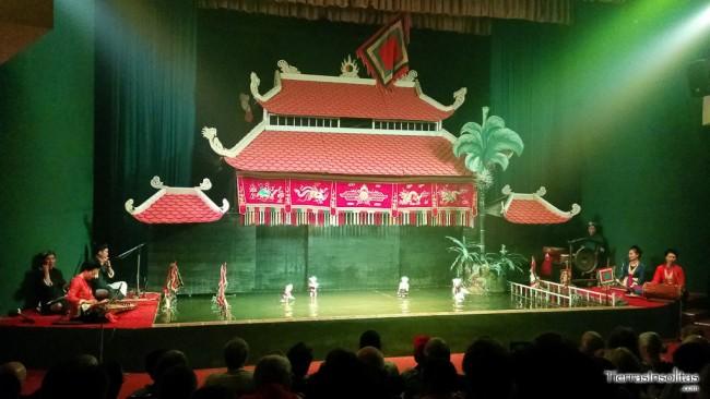 visitar el teatro de las marionetas de agua