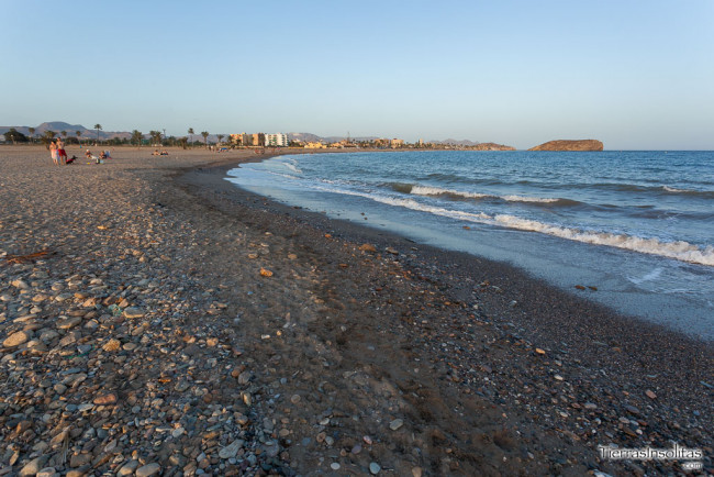 playa canina las moreras