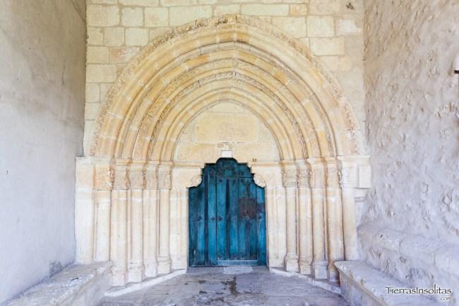 portada iglesia de san andrés