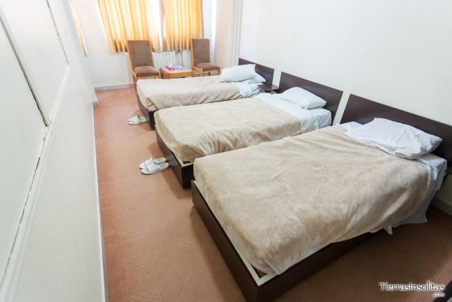 hotel ariana en shiraz