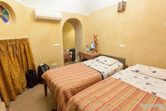 hotel silk road en yazd