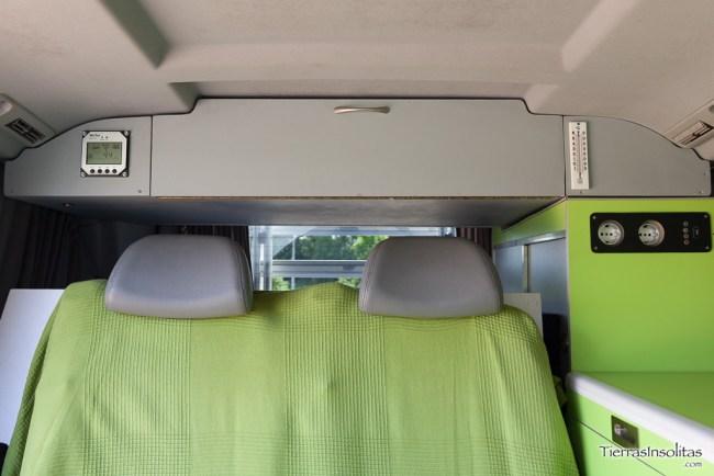 mueble altillo furgoneta camper