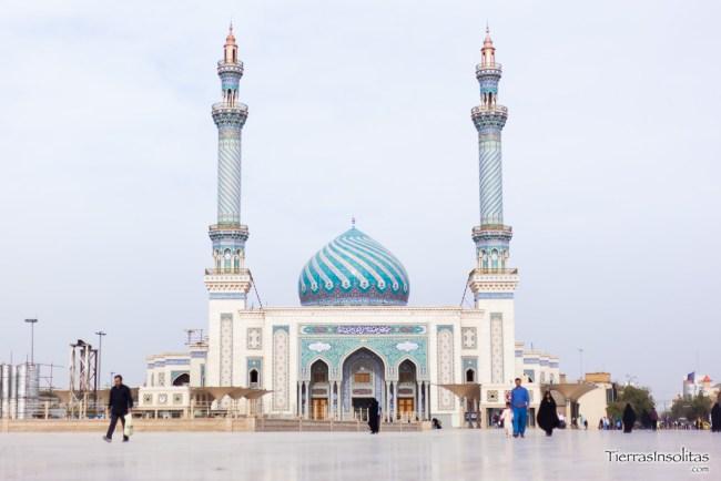 mezquita imam hassan