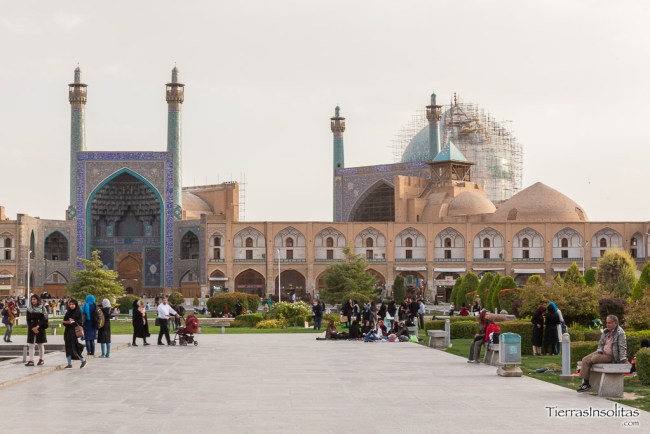 mezquita masjed-e imam