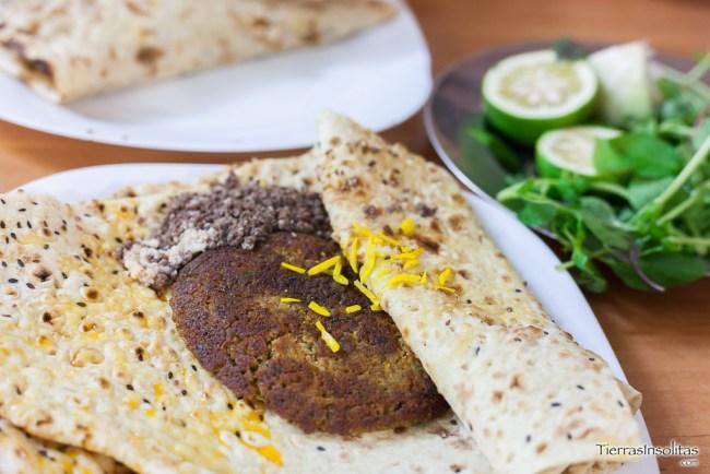 restaurante haj mahmood beryani isfahan