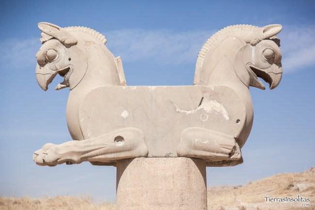 hipogrifo persépolis