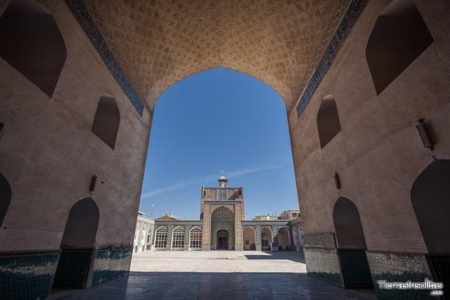 mezquita masjed-e jameh
