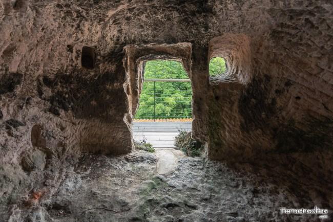 cueva superior virgen de la peña