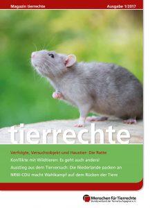 Magazin tierrechte 1-17