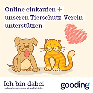 Dein Einkauf unterstützt Tierschutzverein Fliedetal e.V. Ganz ohne Mehrkosten.
