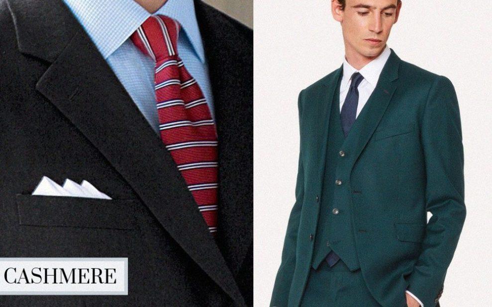 winter suit cashmere suit
