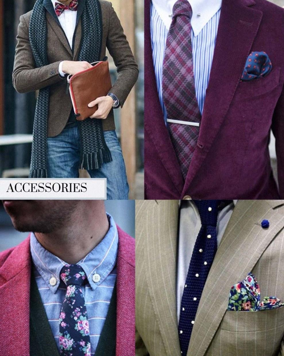 winter suit accessories