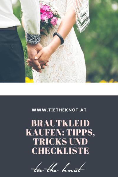 Brautkleid kaufen: Tipps und Checkliste