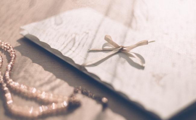 Schriftarten für die Hochzeitseinladung