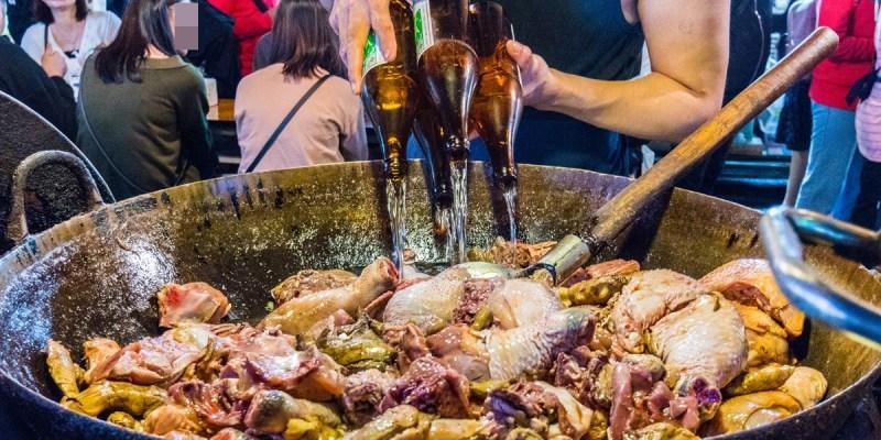 [湳雅夜市美食]板橋王好吃麻油雞/雞肉多又嫩續湯免費/南雅夜市必吃首選